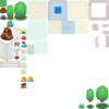 Pan Smeargle: Light/Dark tileset: Venku