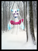 Nia Wolf: PokéReal #478 Frosslass, the ice spirit.