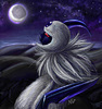 Mightyena Yena: Absol