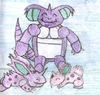 Nidoking: Nidoking`s family