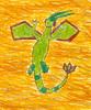 Blazekin: Flygon na poušti