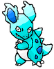 Squirtle-x: Nidorina