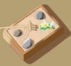 Rosnička: Dunsparce v písku