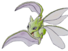 Articuno: Scyther