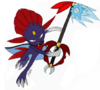 Mightyena Yena: Weavile s Keybladem
