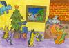 Shayla: Příprava na Vánoce