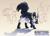 Suicune Wolf: Mightyena